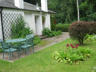 Ideal holiday location between Perthshire and Angus.