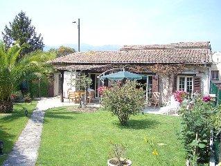 French Provencal  la Musardiere villa in St Paul de Vence,