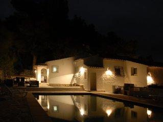 Javea: Superbe villa entierement renovee