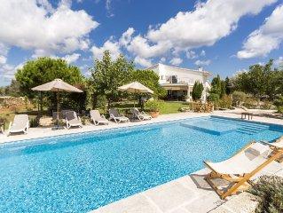 OFERTA ESPECIAL DE ULTIMA HORA-  lujosa casa aislada con piscina