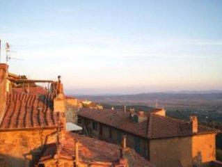 Campiglia Marittima: Casa signorile con fantastico panorama...