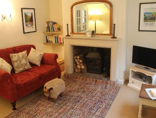 Charming cottage just outside Conwy within the Snowdonia National Park incl WiFi