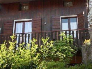 Graziosa casa di montagna, a pochi minuti dal Lago di Garda