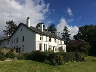 Large Family Country House Located In An Idyllic Private Estate