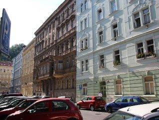 Prague City Apartment Melnicka Mala Strana in Historic Center, WiFi