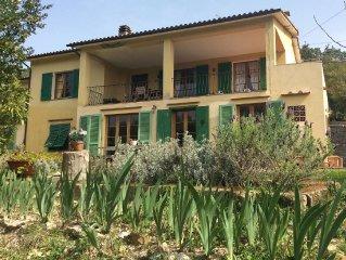LE SUGHERE - Spazioso appartamento immerso nel verde della macchia mediterranea