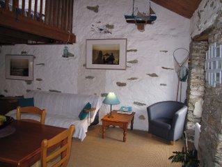 Appartement breton au pied du port
