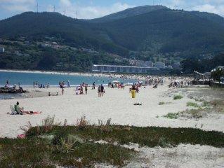 Apartamento en 1a linea de playa en Covas-Viveiro (Lugo) Espana