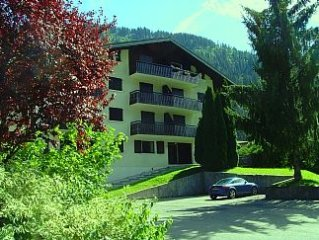 1 Bed (sleeps 4) Apartment With Mountain Views