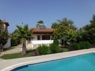 Turkish Style Villa, Private Pool and Stunning Mountain Views.