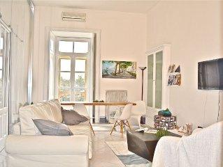 Splendido appartamento a Salerno vicino al Mare - facile collegamento per Napoli