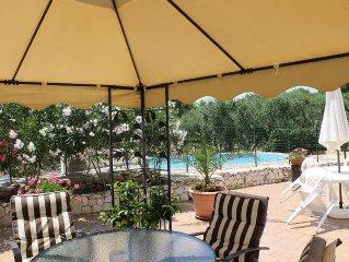 Santa Maria Di Leuca: Villa con piscina