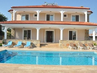 Villa With Private Pool And Garden