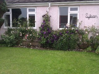 Bungalow, Very Close To The Centre Of St. Davids And In A Quiet Cul-De-Sac