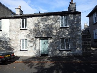 Spacious, tasteful cottage in coastal village, near Lakes and  Dales