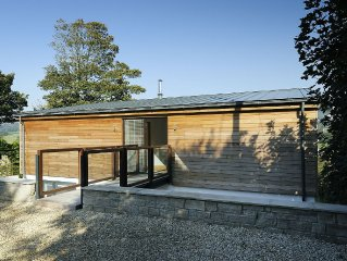 The Cedar House Lyme. Built for comfort and the stunning views