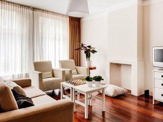 Appartement in Leiden historisch centrum, 2 slaapkamers voor 4 personen