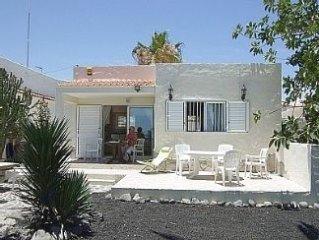 A Beautiful Beachfront Villa