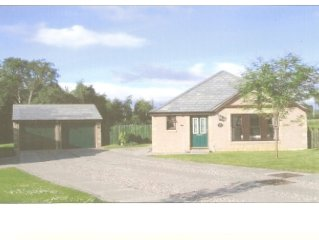 'The Scott's House' Detached 3 Bedroom Property in Aviemore Sleeps 7