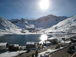 Apartment TIGNES LE LAC 8-9 people, fully renovated, exceptional view