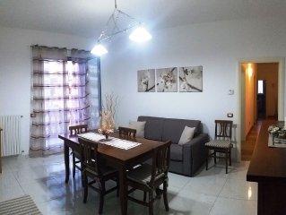 Confortevole appartamento in centro a GALLIPOLI - Risp immediata - All inclusive