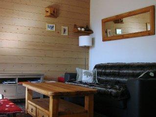 superbe appartement dans residence de standing recente
