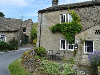 Idyllically located Yorkshire Dales Cottage in Hebden near Grassington