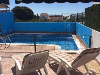 lic. 10643/AL  Superb 6 Bed House With Private Swimming Pool, Near To Beach