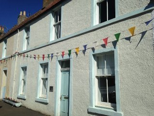 Two bedroom apartment in the picturesque historic village of Crail