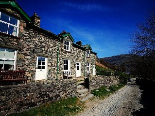 Pet Friendly Lake District Holiday Cottage