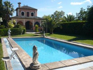 Romantic Arabic style villa