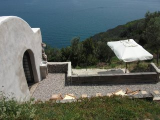 Romantica suite de charme con terrazza sul mare di Amalfi e con parchggio privat
