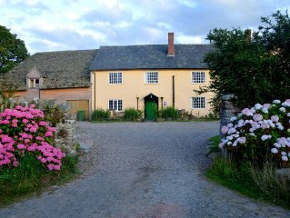 Part of Former Farmhouse Herefordshir, Large Garden In Beautiful Countrysid