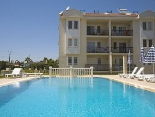 Two Bedroom Apartment, With Sea And Mountain Views And Very Central Location