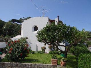 Bellissimo appartamento in villa a Lacco Ameno