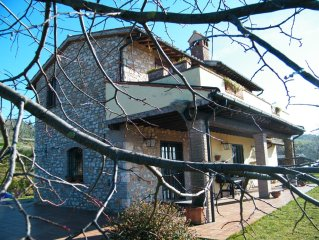 Enchanting countryhouse,with private swimmingpool,WiFi,wonderful landscapeUMBRIA