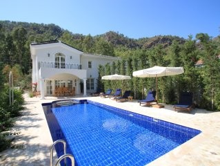 Luxury Villa In Gocek. Sleeps 8