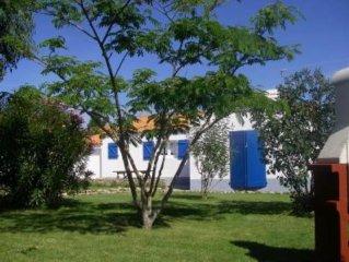 Belle Maison Noirmoutrine calme avec jardin