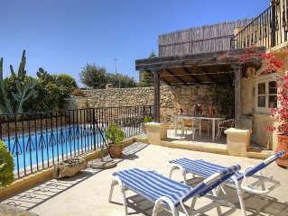 A British Owned Luxury Gozitan Farmhouse