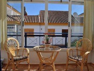 Apartment In Torre de la Horadada, Nr. Torrevieja, Costa Blanca South, Spain