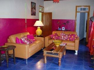 Casa Velha dos Correios, beautifully presented in lush sub-tropical gardens