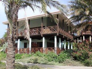 Curacao Blue Bay Golf Beach Resort 6 persoons villa 3 slaapkamers 2 badkamers