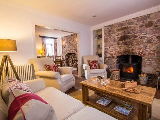 "The Sunday Times ""One Of The Uk's Best Coastal Holiday Cottages"""