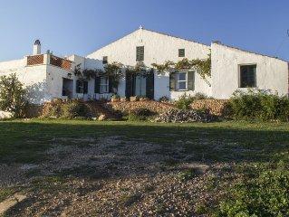 Bonita casa rural en el norte de Menorca