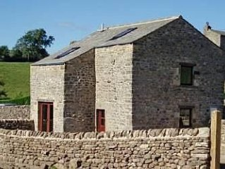 Splendid Detached Stone Barn Conversion With Rural Views