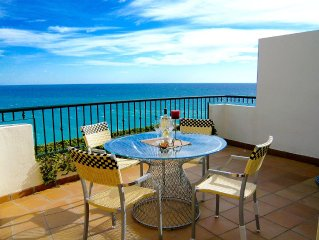 Oasis Beach, Luxury Penthouse 'Bella Vista' In Altea, Pueblo Mascarat NearMarina