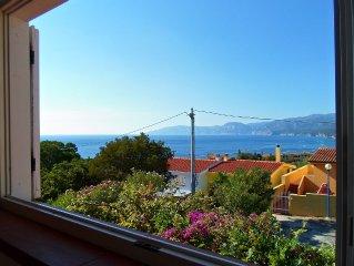 CALA GONONE - Casetta indipendente con giardino e vista mare