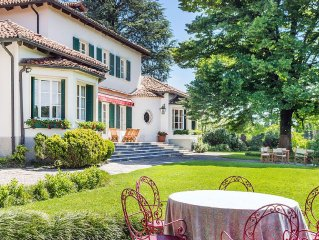 Amazing villa in the land of prosecco, between Vicenza and Venice