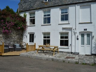 Seatons Rest Idyllic Cornish Bolt Hole, Fully Refurbished All Mod Cons WIFI