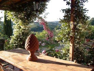 sulle stupende colline fiorentine a soli 15 km dal centro di Firenze